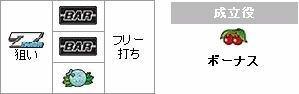 【パチスロ解析情報】停止形3